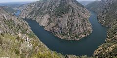 Caones del Sil, panormica. (sairacaz) Tags: caon rio river sil ourense lugo galicia canon canonef2470mmf4lisusm panoramica pano