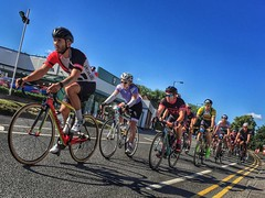 RideLondon2016 (scott.simpson99) Tags: cycling ridelondon2016 ridelondon thamesditton portsmouthroad yellowline