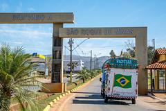 """Caravana """"No Coração do Brasil"""" - São Roque de Minas/MG"""