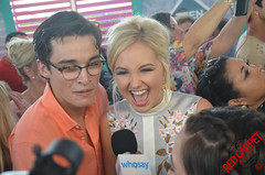 Joey Bragg & Audrey Whitby at the 2016 Teen Choice Awards Teal Carpet #TeenChoice - DSC_0144 (RedCarpetReport) Tags: redcarpetreport minglemediatv interviews redcarpet celebrities celebrityinterviews teenchoicefox teenchoiceawards fox teenchoice film television music sports comedy fashion