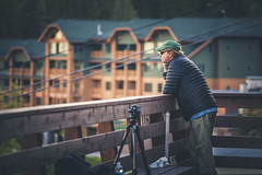 Pondering (Wharry Photography) Tags: outdoor photographer mountainresort resort thinking pondering