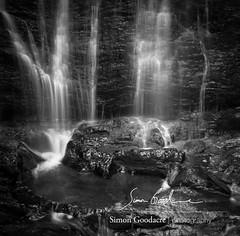 The Bottom of Moss Glen Falls