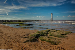 Meols and Perch Rock (3 of 4) (andyyoung37) Tags: lighthouse newbrighton perchrocklighthouse uk bluesky thewirral wallasey england unitedkingdom gb
