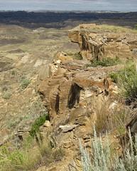 Terry Badlands.   Montana (montanatom1950) Tags: badlands montana terrymontana terrybadlands