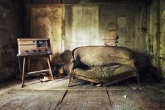 Come sit beside me (Photonirik) Tags: urban urbexing exploration decay oblivion path urbaine oubli ruine abandoned places exploring urbex house luxembourg