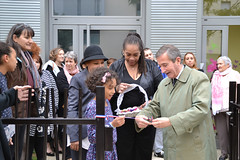 Maison Pom D'api (Ville de Villeneuve-la-Garenne - compte officiel) Tags: petite enfance inauguration maison assistantes maternelles villeneuvelagarenne