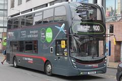 National Express West Midlands Alexander Dennis Enviro400 MMC 6707 (YX15 OYB) (john-s-91) Tags: nationalexpresswestmidlands alexanderdennisenviro400mmc 6707 yx15oyb coventry route900