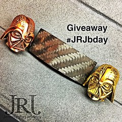 Congrats to the Winners of my giveaway @notonlypens & @neotrooper Please Read my DM to you  (JenniferRay.com) Tags: instagram carbon fiber jewelry exclusive jrj jennifer ray paracord custom