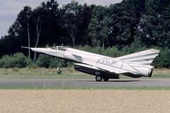 Mirage IIIRS (Rob Schleiffert) Tags: florennes dassault mirage mirageiii swissairforce reconnaissance