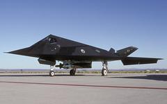 F-117 85-831 ED CL No.0000849 1920 (Chris Lofting) Tags: 85831 ed edwardsafb edwards stealth