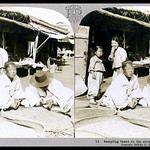 A VISIT TO OLD KOREA in 1902, No.11 --  Korea As it Was, Captured in 3-D by HERBERT G. PONTING thumbnail