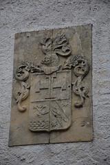 La Febr (esta_ahi) Tags: lafebr baixcamp escut escudo tarragona spain espaa  creupotenada cruzpotenzada