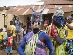Agbogbo-Za Festival, Nots (peace-on-earth.org) Tags: regionplateaux tgo togo geo:lat=694150733 geo:lon=117226833 geotagged nots africa agbogboza festival ewe peaceonearthorg