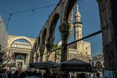 Omeyyades Mosque, Damascus (Silk Roads) Tags: damascus damas damasco syria syrie mosque mosquée mezquita market bazaar souk dimachq دمشق الشام sūriyyah سوريا