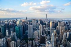 MircK - Upper Manhattan (imNOTaPh) Tags: uppermanahattan newyork usa america sky skyline skycraper skycrapercity clouds hm metlife grattacieli city citylife nyc centralpark nikon d3100 mirck