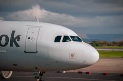 manchester airport (macmarkmcd) Tags: aircraft airport manchester nikon d300