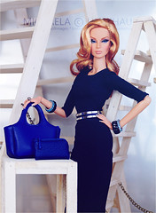 Dania (Michaela Unbehau Photography) Tags: integrity toys dania zarr complete outfit accesories from pure icon paris by ferenc czerczki httpwwwebaycomusrpureiconparis httpswwwinstagramcommichaelaunbehau httpswwwfacebookcomdollimages fashion royalty fr fr2 blonde blue michaela unbehau fashiondoll doll dolls photography mannequin model mode puppe fotografie ootd studio diorama always her mind