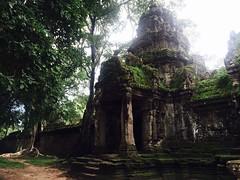 Preah Khan. Cambodia (naomicap) Tags: ruins temple cambodia preahkhan