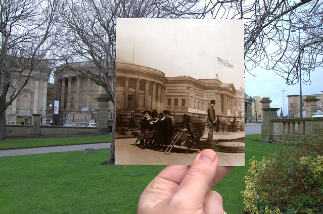 St Johns Gardens, 1892 in 2014 thumby