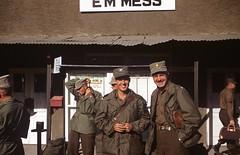 Enlisted Mess,1952 (m20wc51) Tags: war korea korean busan daegu 1952