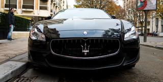 Maserati Quattroporte GTS 3.8 '13