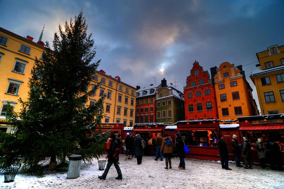 24. Stockholm, Sweden