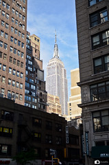 Empire State (Jose RL) Tags: nyc newyorkcity newyork brooklyn manhattan taxi empirestate bigapple nuevayork