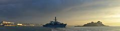 BB140124 (joelrouse22) Tags: uk plymouth homecoming return sound frigate rn royalnavy type23 hmsnorthumberland mediaoperations hmnbdevonport laphotjoelrouse