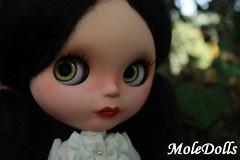 Custom Neo Blythe Doll N.92 by MoleDolls