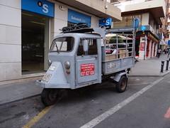 1981 Achice Motocarro (Skitmeister) Tags: auto car truck automobile voiture lorry camion lkw pkw машина авто carspot грузовик skitmeister