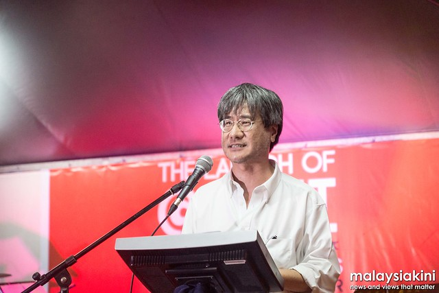 Steven Gan records his appreciation to all who contributed to MALAYSIAKINI.
