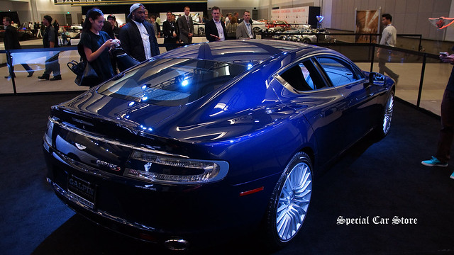laautoshow luxurycars galpin 2015astonmartinrapides4drsdn