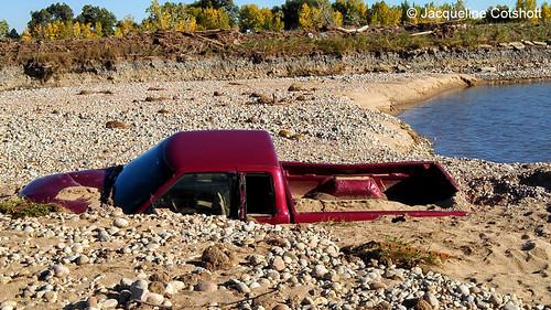Photo - Jacqueline Cotshott - Swallowed Up - 2nd Place - Flood
