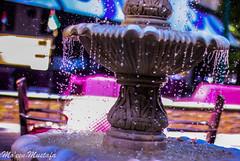 Fountain (MoeenMustafa) Tags: water fountain flow cool university aviation emirates canon600d