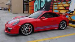 Amazing Porsche (steveartist) Tags: cars porsche sportscars racecars customcars spoilers sonycameras sonydscrx100
