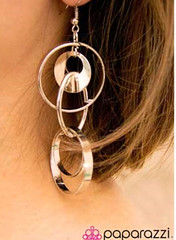 5th Avenue Silver Earrings K1 P5210A-4.