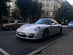 997 Turbo (Ingus Lismanis Photography) Tags: 911 latvia turbo porsche riga 997 911turbo