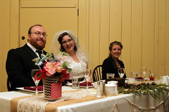 Matt & Krista Wedding (AmandaMT) Tags: wedding dress suit gown tux weddingceremony weddingphotography fortgibraltar mattkrista