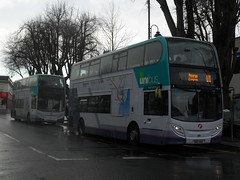 SN12AED 33662 Falmouth 160115 (ade torquay) Tags: first 400 falmouth enviro 33662 sn12aed