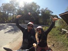 Photo de 14h - Sur la route pour Mae Lana (Thaïlande) - 31.01.2015
