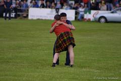 Backhold Wrestling (FotoFling Scotland) Tags: 2002stirling davidblair scottishwrestlingbond wrestling hold kilt kilted male