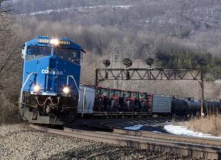 NS 8098, Mapleton, PA