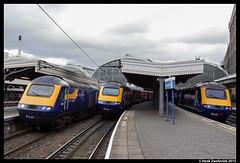 First 43183, London Paddington 21-2-2015 (Henk Zwoferink) Tags: london station great first class western paddington henk intercity engeland 43 londen 125 hst verenigdkoninkrijk zwoferink