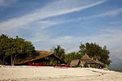 Gili Air (sunrisejetphotogallery) Tags: beach indonesia air gunung gili lombok agung