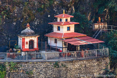 Hindu Shrine, Tatopani-Shikha, Annapurna Circuit, Nepal (Feng Wei Photography) Tags: travel nepal color horizontal shrine asia scenic remote np hinduism annapurnacircuit annapurna tatopani bagmati westernregion annapurnaconservationarea