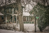 (Chains of Pace) Tags: trees winter house snow storm oklahoma guymon