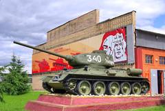 T 34 - 85