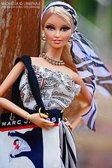Tribute to me @ atelierniSHASHA Blogspot (Michaela Unbehau Fashiondoll Photography) Tags: mannequin photography model fotografie barbie lara mode fashiondoll shanon mattel michaela puppe ravacio ateliernishasha nunbehau