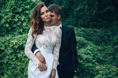 (bokarevayana) Tags: wedding portrait love canon eos kiss russia canon5d weddingday lovestory f28 newlyweds voronezh mark2 2470mm    canon5dmark2 5dmark2 bokarevayana
