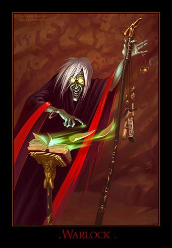 Чернокнижник | Warlock